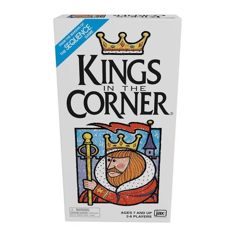 King's in the Corner Game
