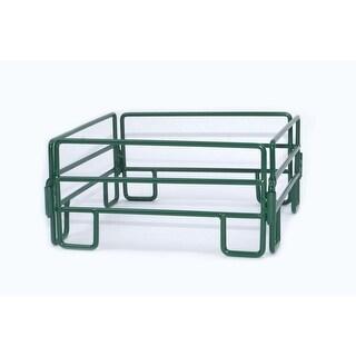 Little Buster Toy Heavy Duty Metal 4pc Cattle Panel Set Green 500201