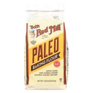 Bob's Red Mill Baking Flour - Paleo - Case of 4 - 16 oz