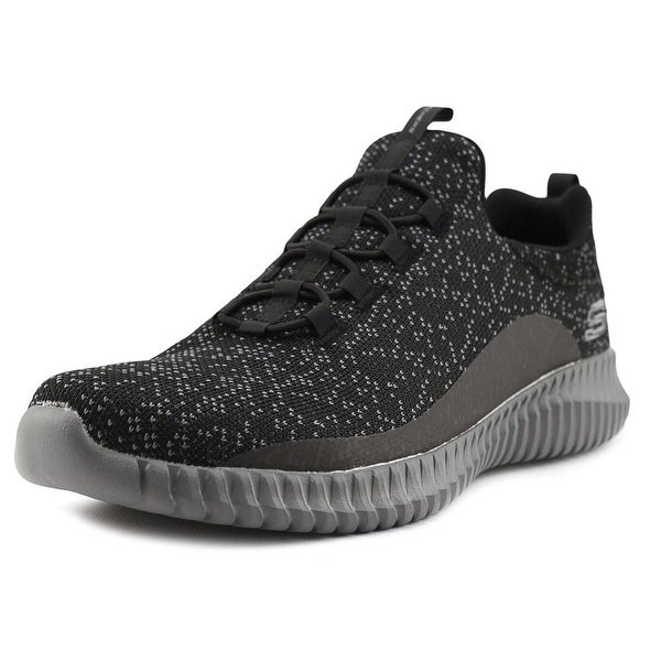 Skechers Elite Flex Men Round Toe Synthetic Sneakers