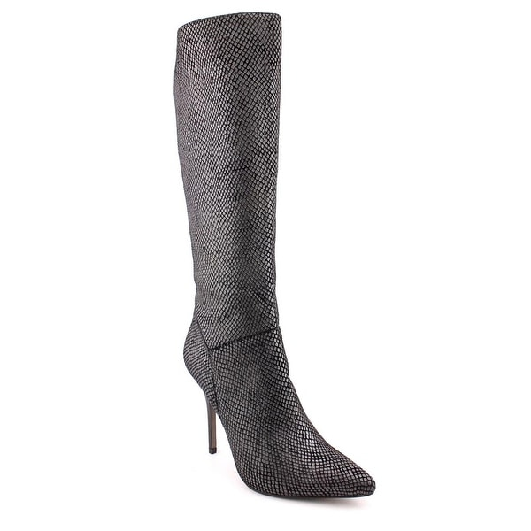 Fergie Prance Women Pointed Toe Synthetic Knee High Boot