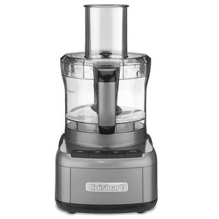 Refurbished Cuisinart Food Processor 8Cup Food Processor Silver
