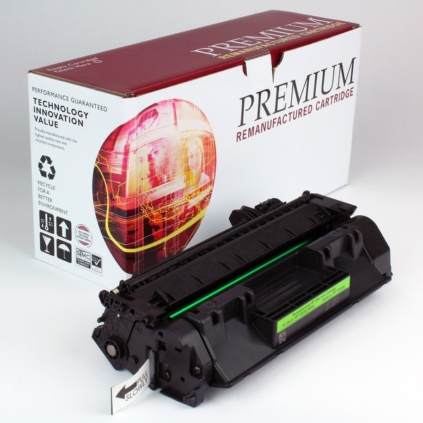 Re Premium Brand replacement for HP 05A CE505A Toner (2,300 Yield)