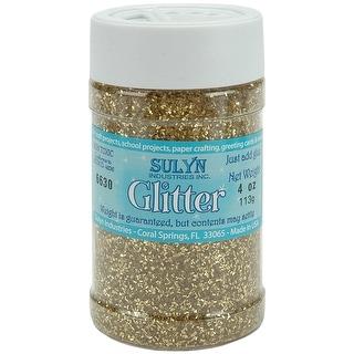Glitter 4Oz-Gold