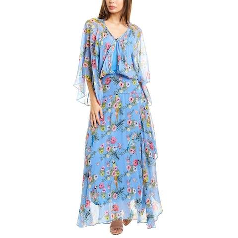 Pinko Campanelllo Maxi Dress