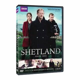 Shetland: Season 3 - BBC Series - 2 DVDs