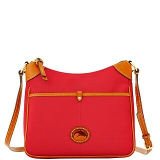 Dooney & Bourke Nylon Kimberly (Introduced by Dooney & Bourke at $159 in Jun 2015) - Red