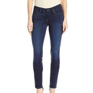 Paige Blue Women's Size 23X32 Slim Skinny Stretch Skyline Jeans