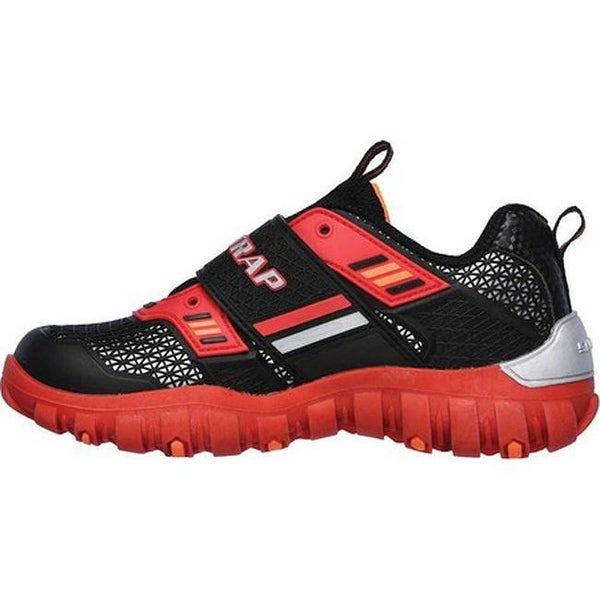 Power Strap Pulverizer Sneaker Black