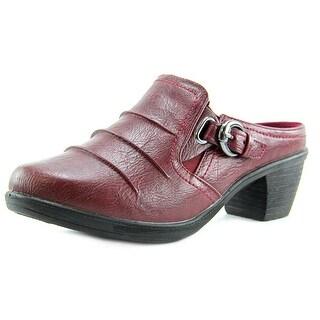 Easy Street Calm Open Toe Synthetic Slides Sandal