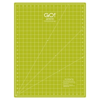 "Accuquilt GO! Rotary Cutting Mat 18"" x 24"" Double Sided"
