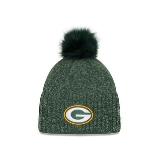 Green Bay Packers Dazzle Knit 2 Women's Beanie