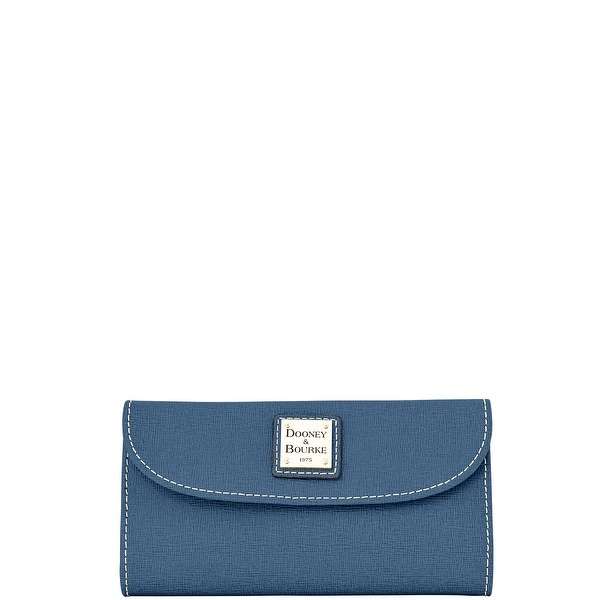 Dooney & Bourke Saffiano Continental Clutch Wallet (Introduced by Dooney & Bourke at $128 in Sep 2017)