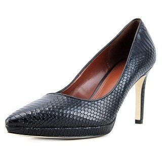 Cole Haan Idala Pump II Pointed Toe Leather Heels