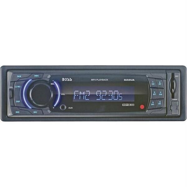 Boss MP3-Compatible 200-Watt Digital Media AM-FM Receiver - 622UA