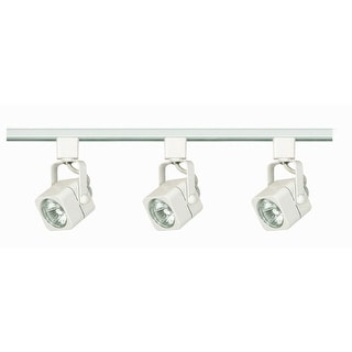 Nuvo Lighting TK345 Three Light MR16 Square 120V Track Kit