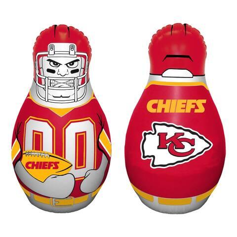 Kansas City Chiefs Tackle Buddy Punching Bag - New