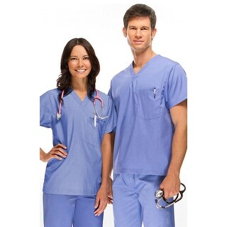 DSF Medical Uniform Unisex Reversible Scrub Set