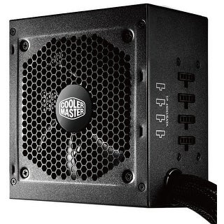 Cooler Master G550m 550W 80 Plus Bronze Power Supply With Modular Molex/Sata Cables Rs550-Amaab1-Us