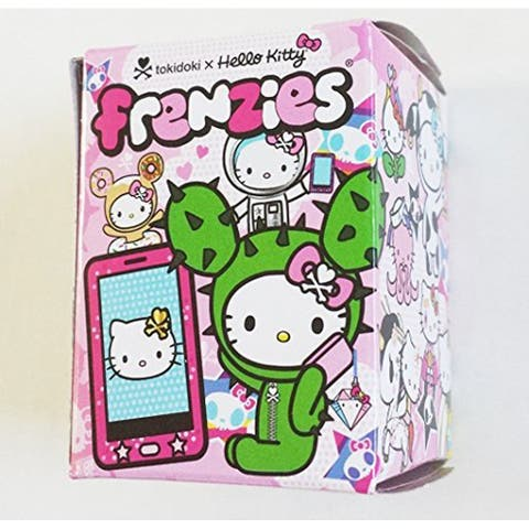 Hello Kitty x Tokidoki Frenzies Blind Box Mini Figure - multi