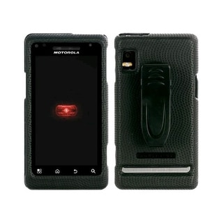 Body Glove Snap-On Battery Case for Motorola Droid 2 A955 (Black) (Bulk Packagin