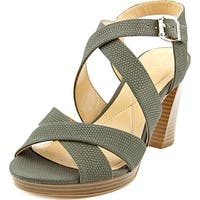 Alfani Palaria Women Open Toe Synthetic Sandals - 11