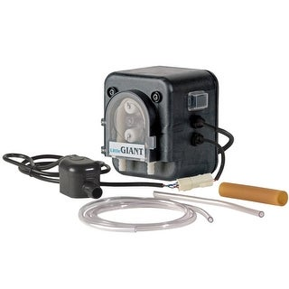 Little Giant 553676 230V Peristaltic Condensate Removal Pump - White - N/A