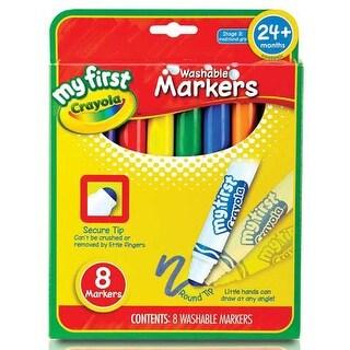 Crayola - My First Washable Marker