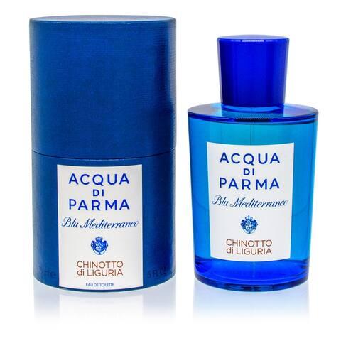 Blu Mediterraneo Chinotto Di Liguria by Acqua di Parma Eau de Toilette Spray 5.0 oz Unisex