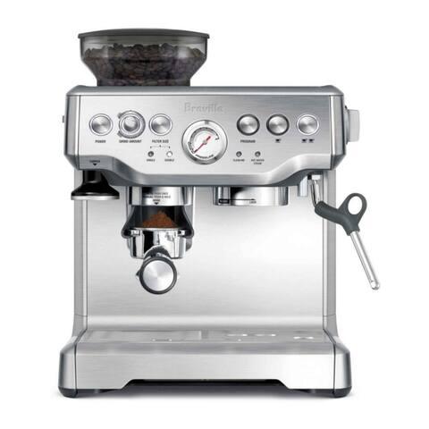 Breville BES870XL the Barista Express Espresso Machine (Renewed)