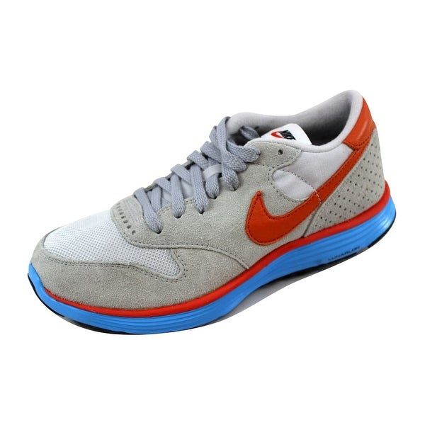 Nike Men's Epic Vintage Lunar NRG Midnight Navy/Hyper Jade-Game Royal-Metallic Silver 559711-080 Size 8