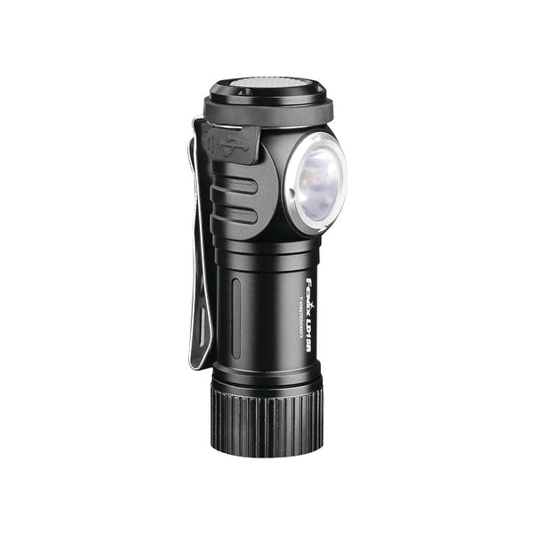 Shop Fenix Ld15r 500 Lm Right Angle White Red Led Rechargeable