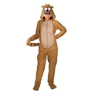Regular Show: Adult Rigby Pajamas