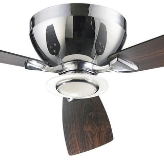 """Quorum International 70523 3 Blade 52"""" Ceiling Fan from the Nikko Collection"""