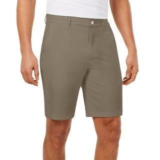 Link to Greg Norman Men's Shorts Beige Size 36 Performance Stretch Chinos Similar Items in Big & Tall