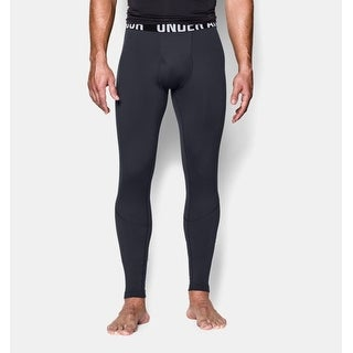 Under Armour Mens ColdGear Infrared Tactical Fitted Tactical Leggings Blue - M