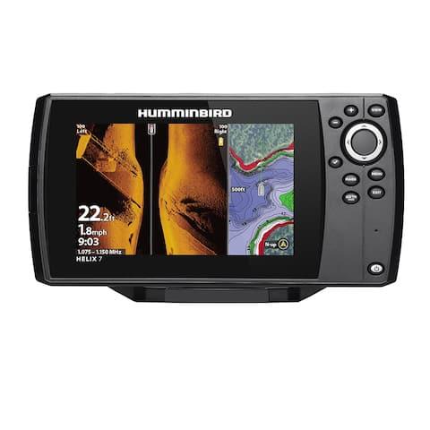 Humminbird HELIX 7 CHIRP MEGA SI GPS G3 Fishfinder/GPS Combo- 410950-1