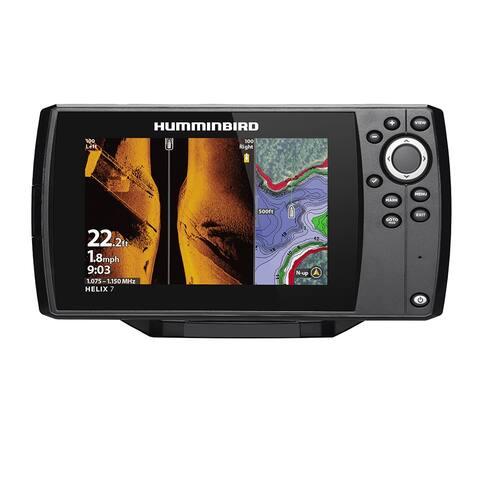 Humminbird 410950-1NAV HELIX 7 CHIRP Mega SI Fishfinder/GPS Combo G3