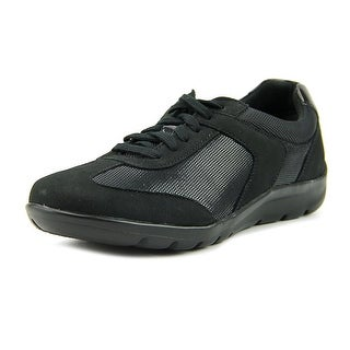 Rockport Moreza Chev T-Toe  N/S Round Toe Leather  Sneakers