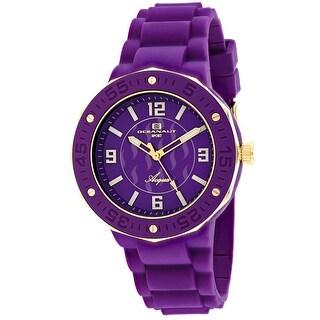 Oceanaut Women's Acqua OC0224 Purple Dial watch