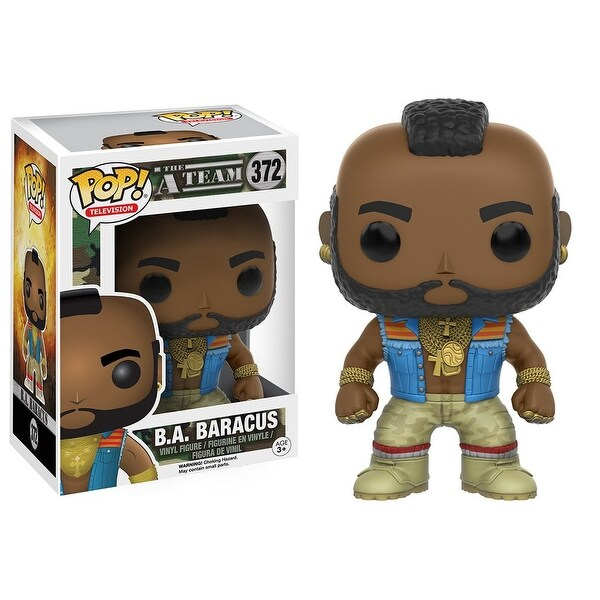 A-Team Funko Pop TV Vinyl Figure B.A Baracus