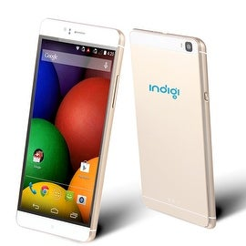 Indigi® 6.0inch 3G Factory Unlocked Smartphone Android 5.1 w/ WiFi + Bluetooth Sync + Google Play Store (GSM Unlocked)