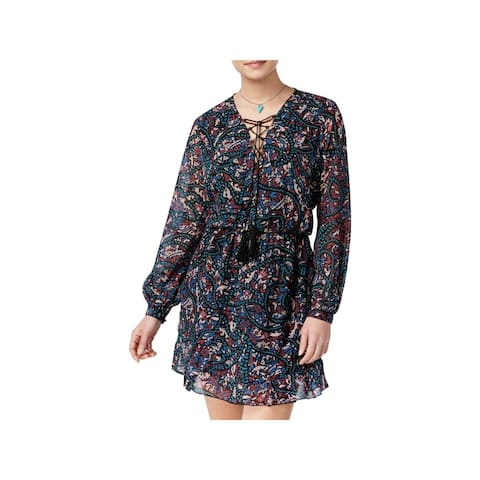 Jessica Simpson Womens Kaylin Casual Dress Daytime Special Occasion