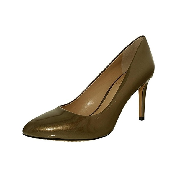 Vince Camuto Womens Langer Pumps Solid Round Toe