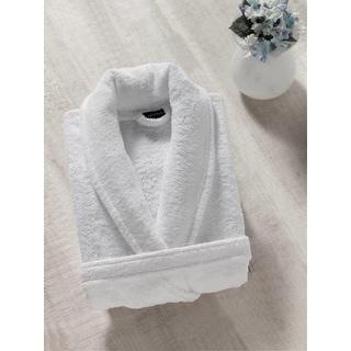 Link to Classic Turkish Towel Shawl Collar Cotton Terry Cloth Bath Robe Similar Items in Bathrobes