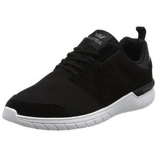SUPRA Mens scissor Low Top Lace Up Running Sneaker - 7.5