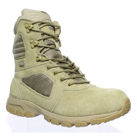 Magnum Mens Response Iii 8.0 Desert Tan Work & Safety Boots Size 9