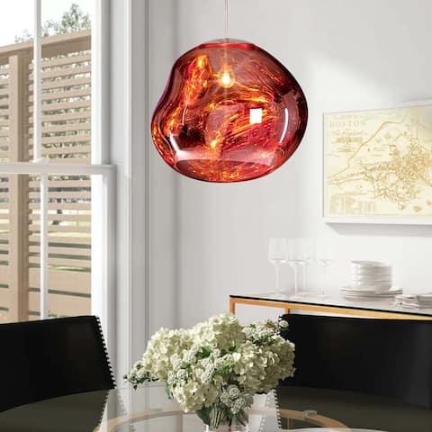 1 - Light Modern Stylish Melt Pendant