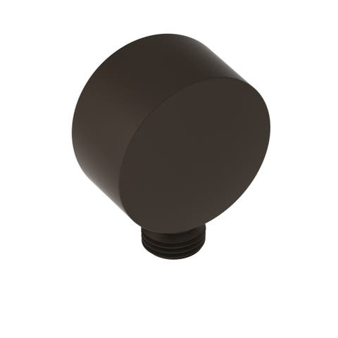 Newport Brass 285 Solid Brass Wall Mounted Supply Elbow for Hand Shower Hose