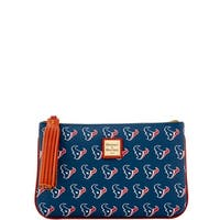 Dooney & Bourke NFL Houston Texans Carrington Pouch (Introduced by Dooney & Bourke at $98 in Sep 2017)